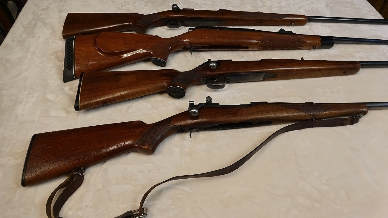Winchester Model 70 Vs Remington Model 700