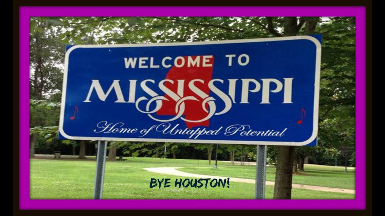 *Throwback Video*We Moved to Mississippi!
