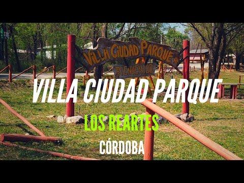 VILLA CIUDAD PARQUE Los Reartes CORDOBA, Argentina HD