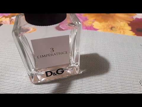 Туалетная вода L'Imperatrice №3 D&G (DOLCE & GABBANA)