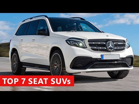 7 Amazing Seater Suvs And 3 Row Cars Coming In 2018
