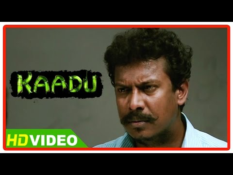 Kaadu Tamil Movie Scenes HD | Samuthirakani sent to a seperate prison | Vidharth
