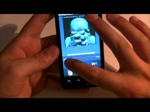 Motorola Motoluxe, videoprova by Flabbertech