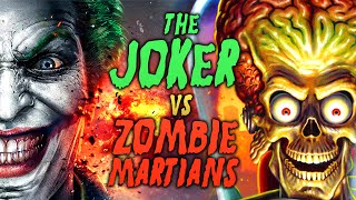 The Joker Vs Zombie Martians ★ Left 4 Dead 2 Mod (l4d2 Zombie Games)