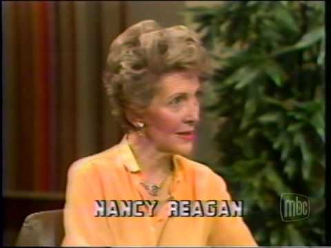 NANCY REAGAN ON NOONBREAK