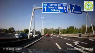 Дороги Европы. Будапешт-Вена на своем авто.