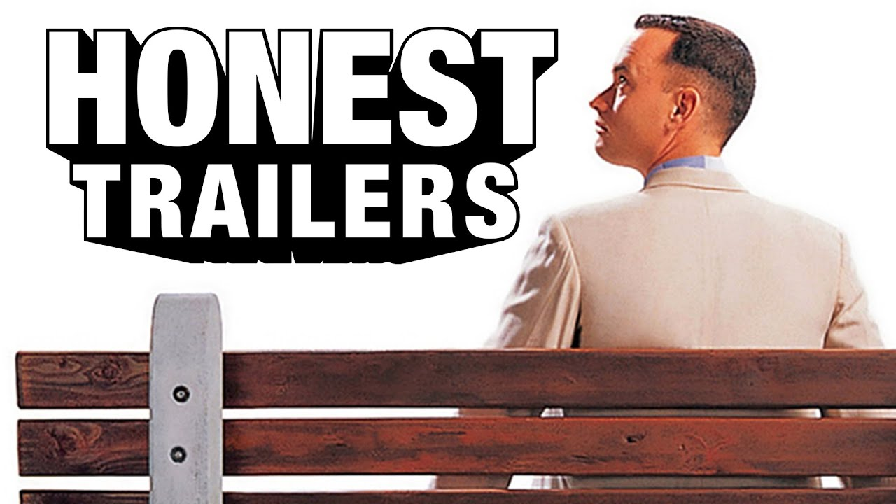 Honest Trailers - Forrest Gump - YouTube