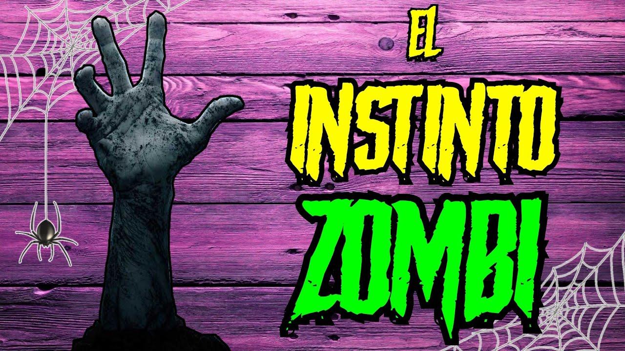 EL INSTINTO ZOMBI aka Nunca invites a un zombi a tu casa ( Cortometraje )