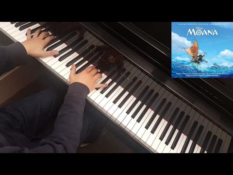 [Moana] Mark Mancina & Opetaia Foa'i - Te Fiti Restored (Piano Cover)