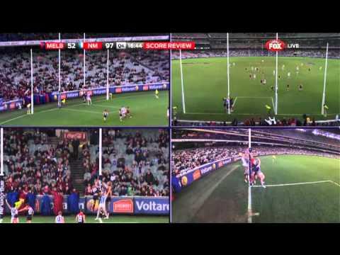 Score review baffles Brad Scott - AFL