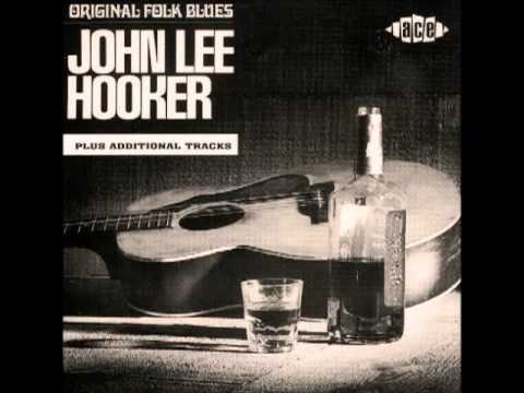 John Lee Hooker - Whistlin' and Moanin' Blues