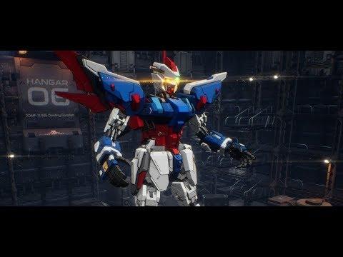 Destiny Gundam Gameplay  - M.A.S.S Builder
