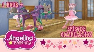 Angelina Ballerina - Full Episode Compilation - Angelina