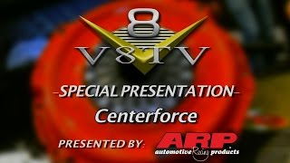 New DYAD Clutch Technology From Centerforce SEMA 2015 Video V8TV