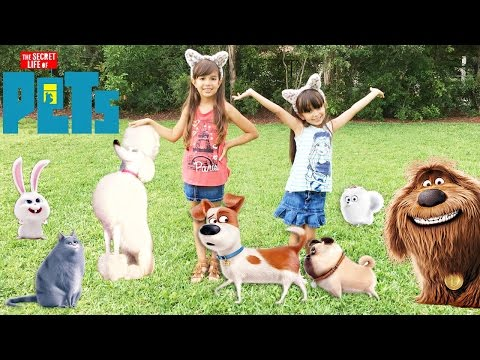 THE SECRET LIFE OF PETS New Surprise Toys - Blind Bags - Rare Gold and Silver Figures FOUND!