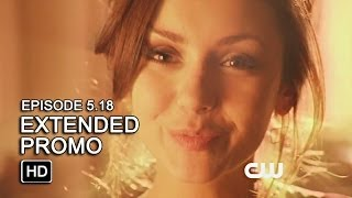 The Vampire Diaries 5x18 Extended Promo - Resident Evil [HD]