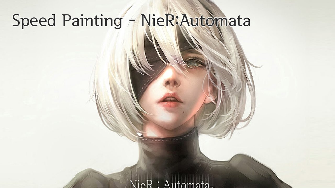 Premise Indicator Words: NieR:Automata 2B 니어 오토마타 2B (Photoshop