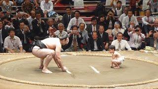 平成26年10月4日(土)、琴欧洲引退断髪披露大相撲に行ってきました! 息...