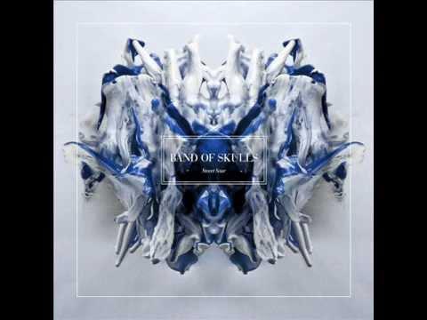 BAND of SKULLS new Album SWEET SOUR track  WANDERLUSTER