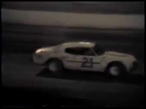 1985 races at Black Hills Speedway #83 grand national trophy dash (no audio)