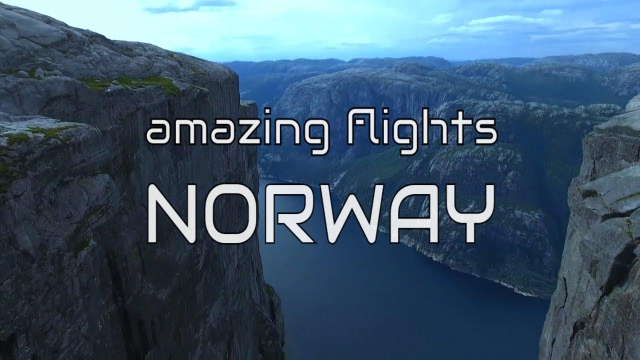 Полет - Мечты о Путешествии с Керагболтеном | норвегия туристическое путешествие