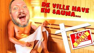 Indretter Kontoret (bliver awesome) OG SAUNA! - Garden Flipper (House Flipper DLC) Dansk med ComKean