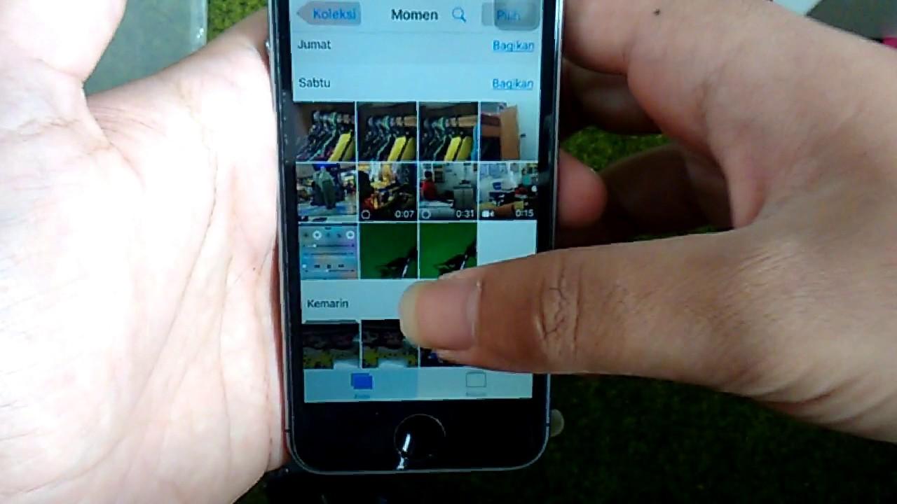Review Iphone 5s 64gb Refub Platinum Youtube 6 Garansi Distributor