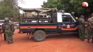 Drama at Mandera police station as fourteen APs storm the facility