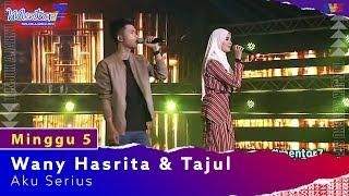 Wany Hasrita & Tajul - Aku Serius | MInggu 5 | #Mentor7