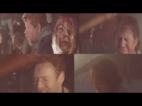 Negan Kill Daryl, Michonne, Carl, Sasha, Rosita, Eugene, Aaron, Glenn & Abraham.
