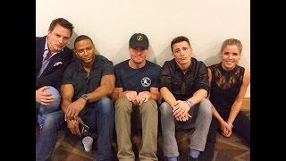 Stephen Amell & The Arrow Cast (Humor)