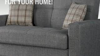 Kansas-Living-Room-Sets-Grey-with-Sofa-&-Loveseat