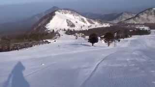 大山ホワイトリゾートスキー場 上の原エリア U2コース