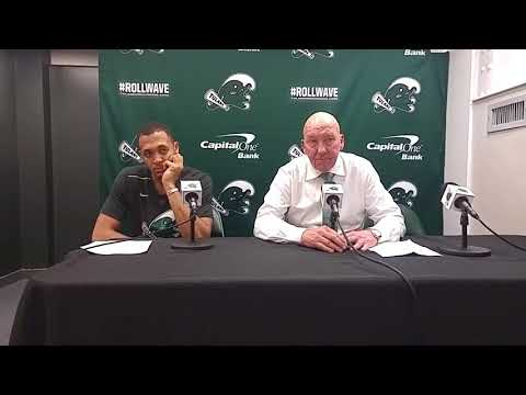 Mike Dunleavy Sr. and Cam Reynolds talk about Tulane