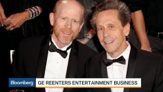 Why GE Is Reentering the Entertainment Business