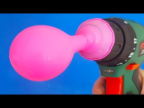 Thumbnail: 7 AWESOME BALLOON TRICKS!