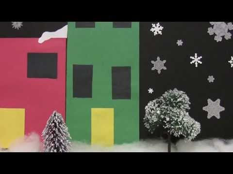 The Snowy Day - Claymation Version