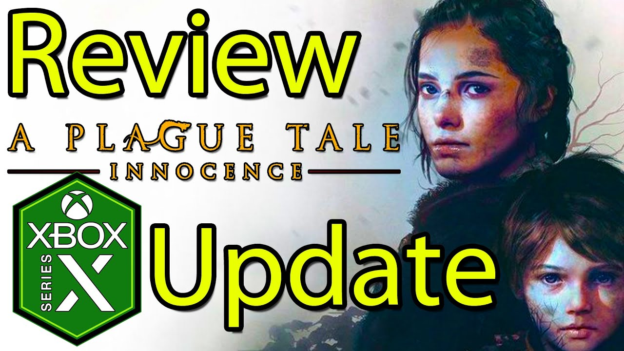 A Plague Tale Innocence Xbox Series X Gameplay Review [Optimized] [Xbox Game Pass]