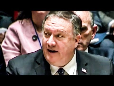 Mike Pompeo Begs United Nations To Support Venezuelan Coup