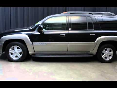 Chevrolet Trailblazer 2015 >> 2003 Chevrolet Trailblazer EXT North Face for sale in ...