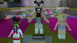 ROBLOX-I WAS IN DER ERSTEN PLACE (COLOR CRAZY)