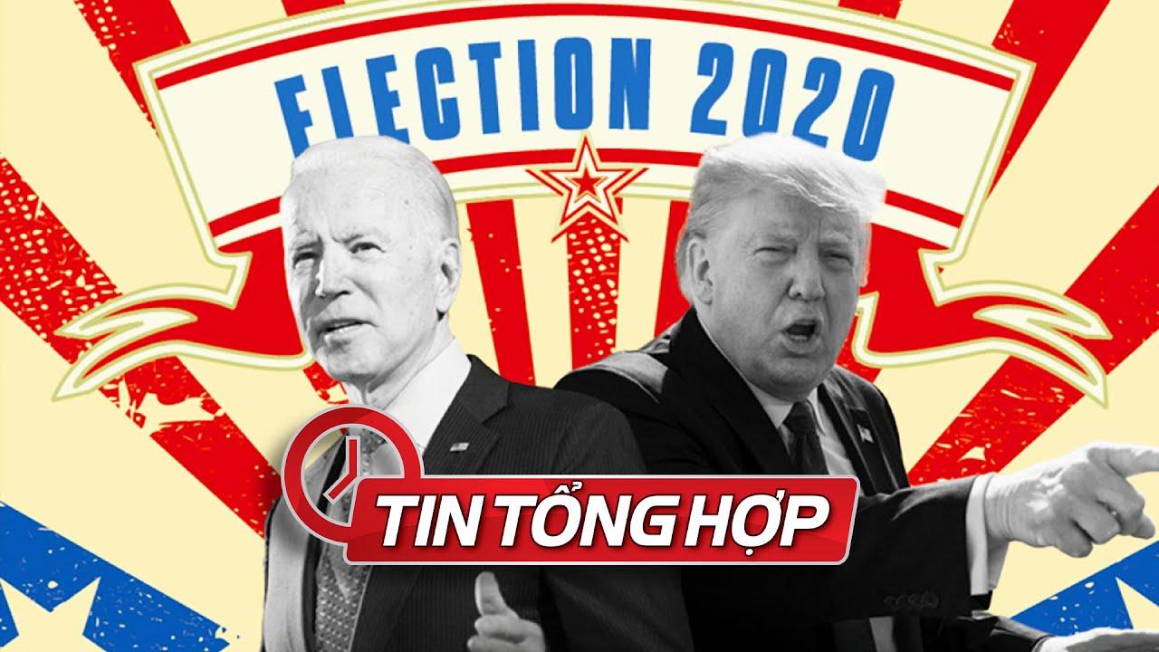 TT Trump tố ông Biden 'chơi thuốc', thách đối thủ kiểm tra sau tranh luận trực tiếp