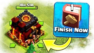 WE DID IT!.......WE CLICKED THE BUTTON! - Clash Of Clans