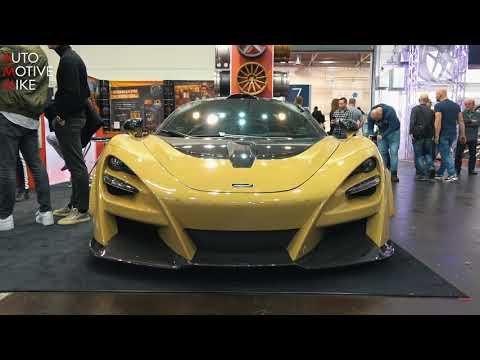800HP+ NOVITEC N-LARGO 720S (McLaren 720S) - ESSEN MOTORSHOW