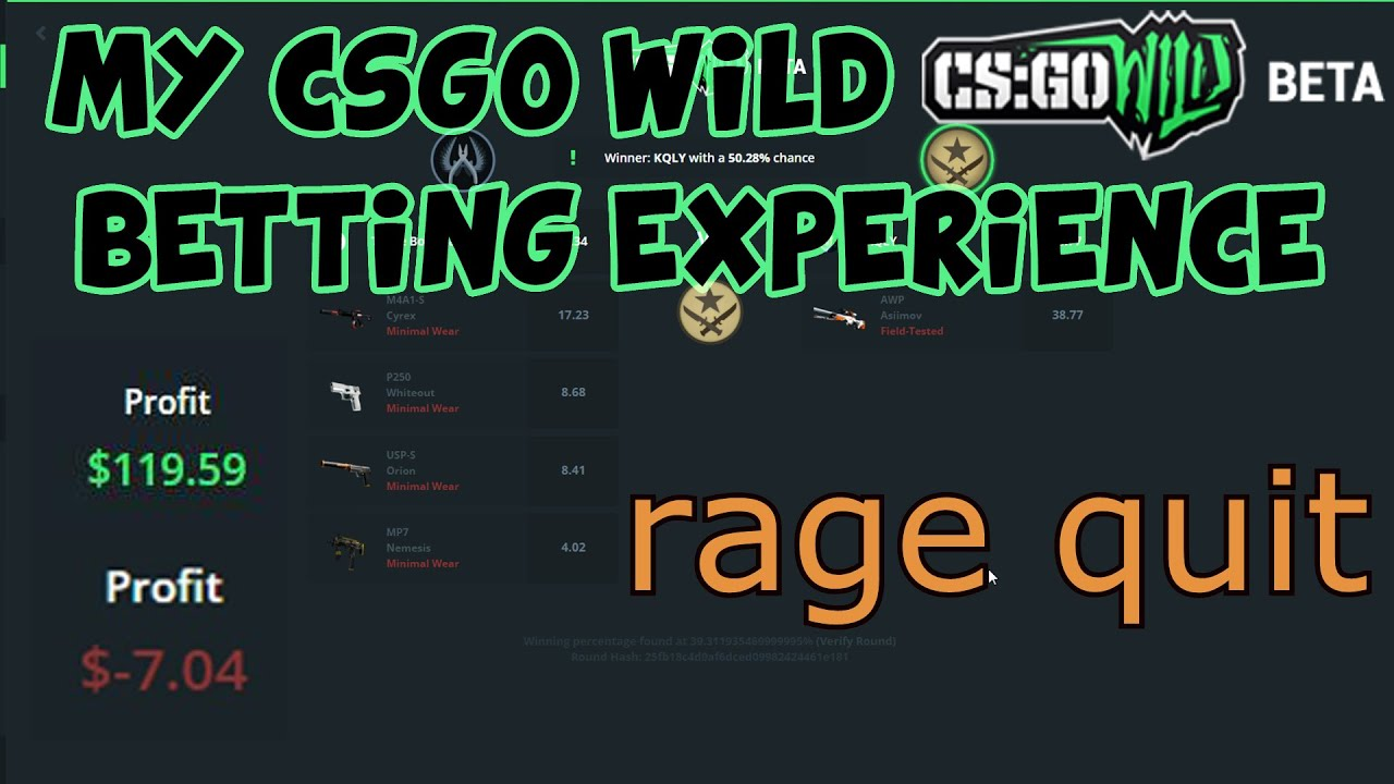 Csgo betting youtube betting odds 1000 guineas stakes