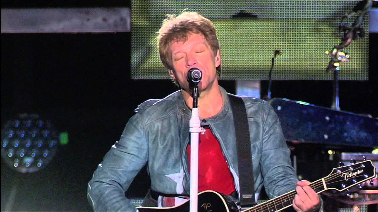 Bon Jovi Live – Lost Highway