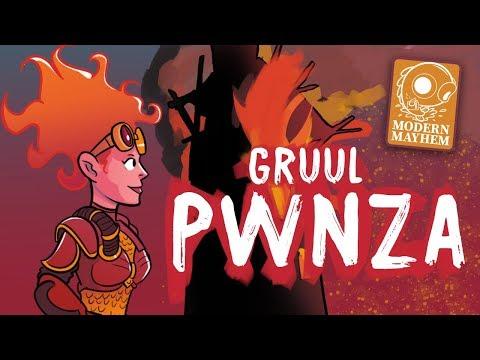 Modern Mayhem: Gruul Pwnza (Modern, Magic Online)
