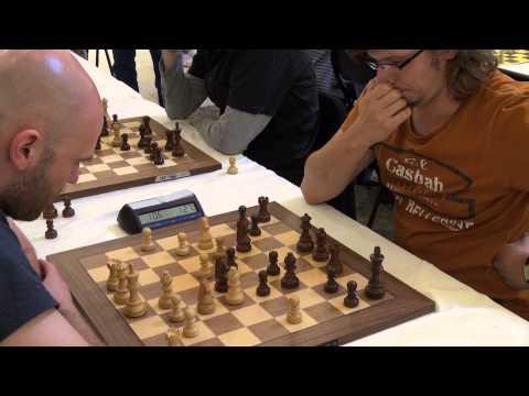 IMP Baraż R03 (GM) Jakubowski Krzysztof (2455) - (GM) Heberla Bartłomiej (2543) 1-0