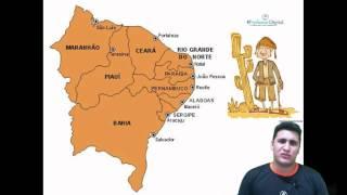 Professor Ítalo Trigueiro - Tema: Região Nordeste