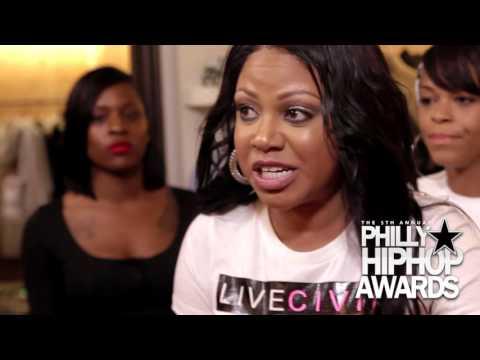 2015 Urban Celebrity Magazine Philly Hip Hop Awards ETHIK Cypher